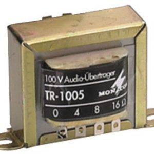 TR-1005 - Transformatory 100V audio