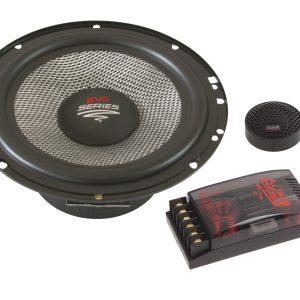 Audio System R 165 EVO – głośniki odseparowane, średnica midbasu 165 mm, moc RMS 2×90 Wat