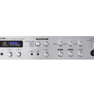 Dexon – JPA 1305 – centrala 3 strefowa z MP3 – USB/SD, tunerem i Bluetooth