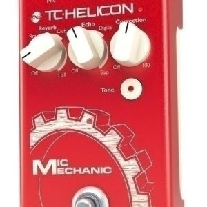TC Helicon – MIC MECHANIC 2