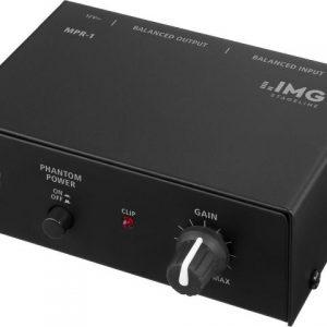 MPR-1 - 1-kanałowy przedwzmacniacz mikrofonowy