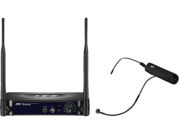 US-8001DBGY/5 - Zestaw bezprzewodowy UHF PLL