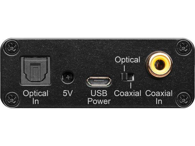AD-200A - Konwerter audio cyfrowo/analogowy