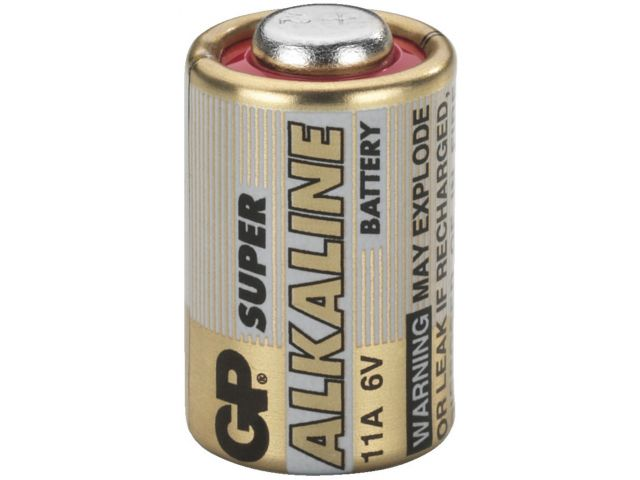 GP-11A - Alkaline battery