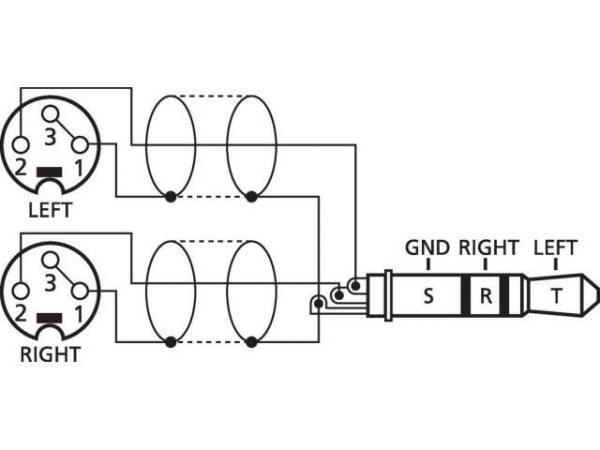 MCA-329J - Kabel połączeniowy audio