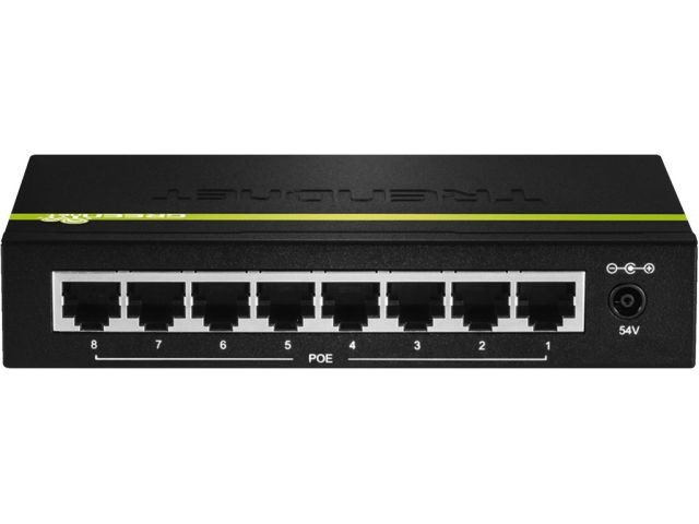 TPE-TG80G - Switch gigabitowy Power over Ethernet