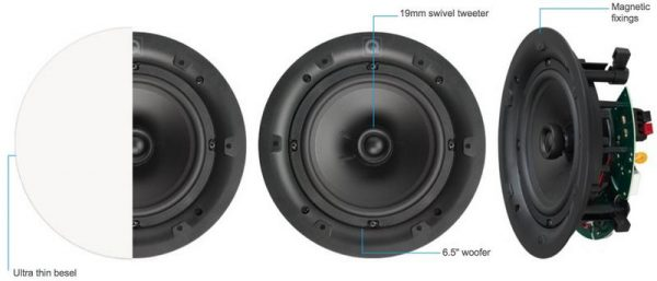 HOME - SPEAKERS - IN-CEILING