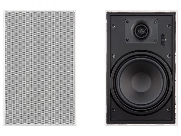 HOME - SPEAKERS - IN-WALL