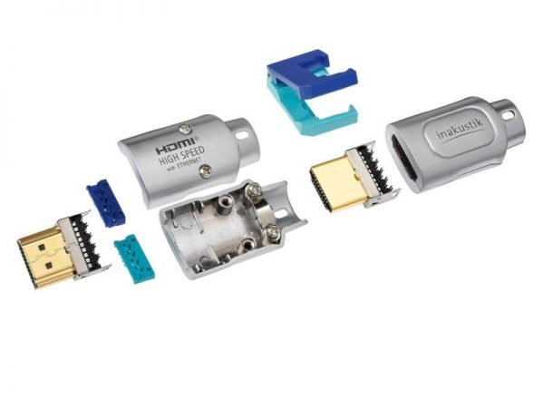 HOME - CABLES - HDMI HS