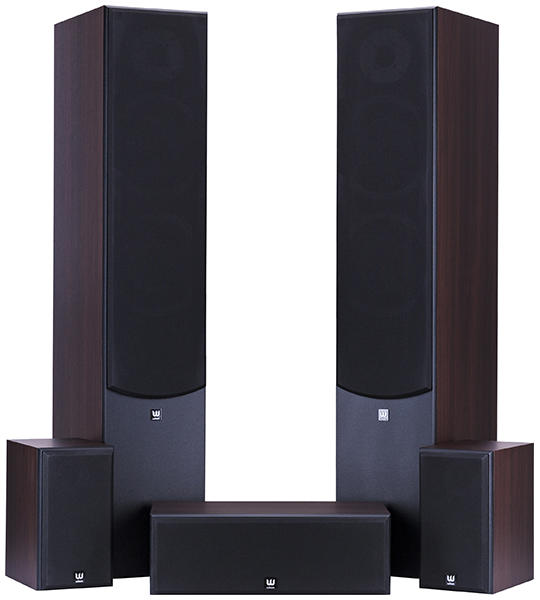 HOME - SPEAKERS - SET 5.0